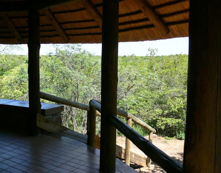 Mopani bungalow 89 view